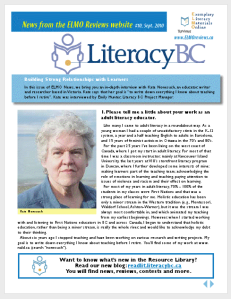 teaching adult literacy